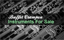 Buffet - Instrument For Sale