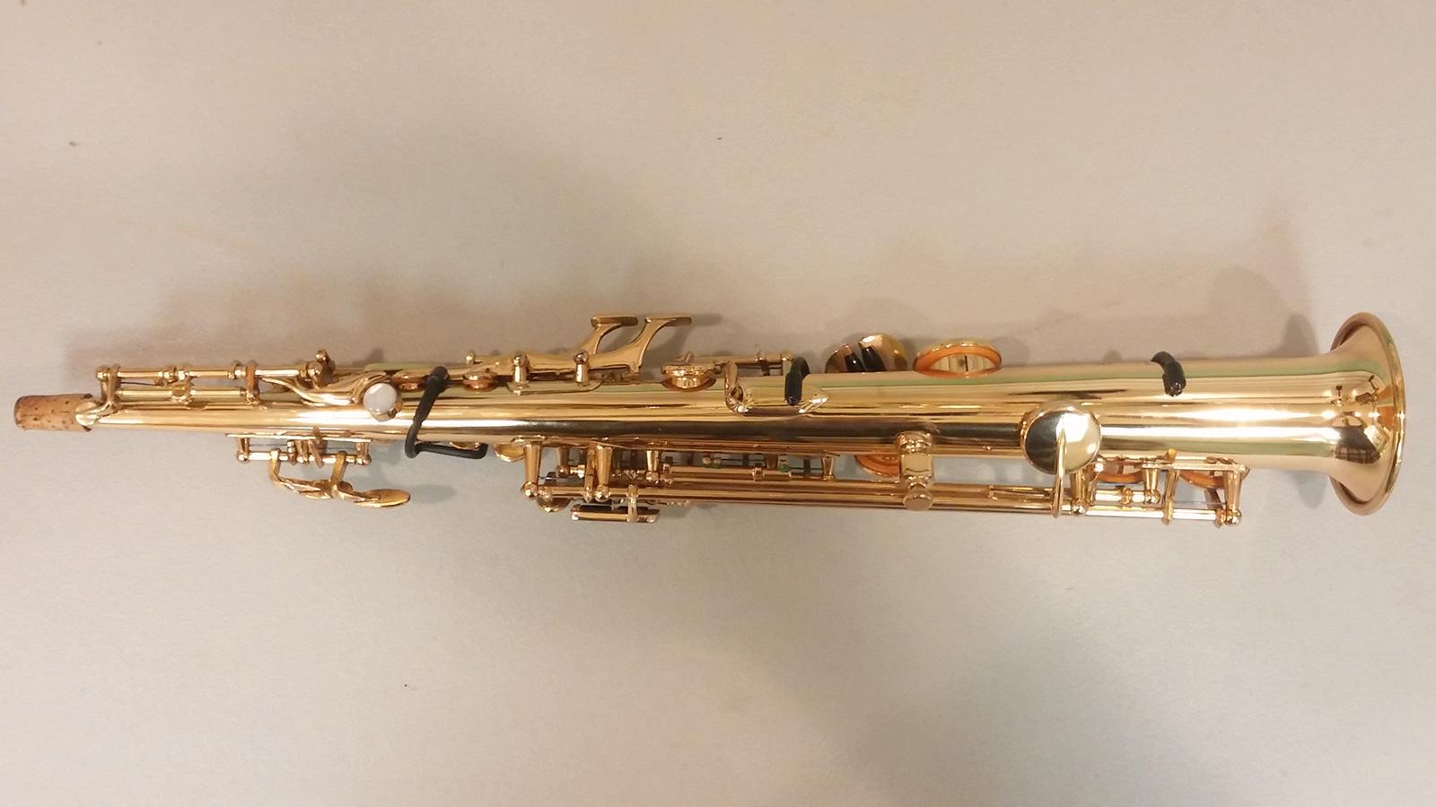 Vintage Selmer Mark VI Sopranino Saxophone