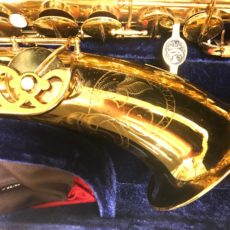 Buffet Dynaction Tenor Sax
